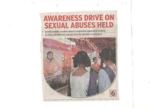 Sexual Abuse Awareness
