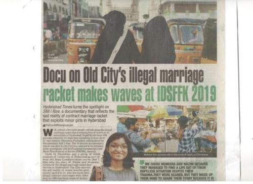 Illegal Marriage Rackets