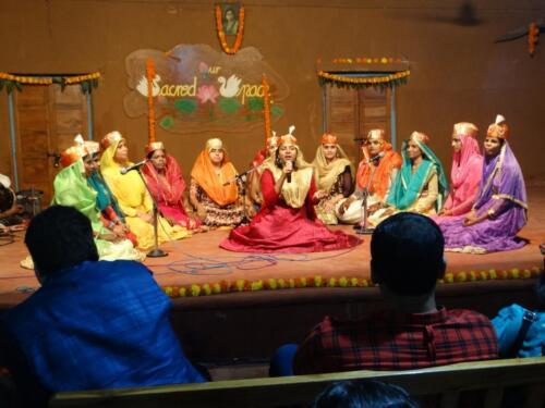Qawwali Performance Cultural Advocacy
